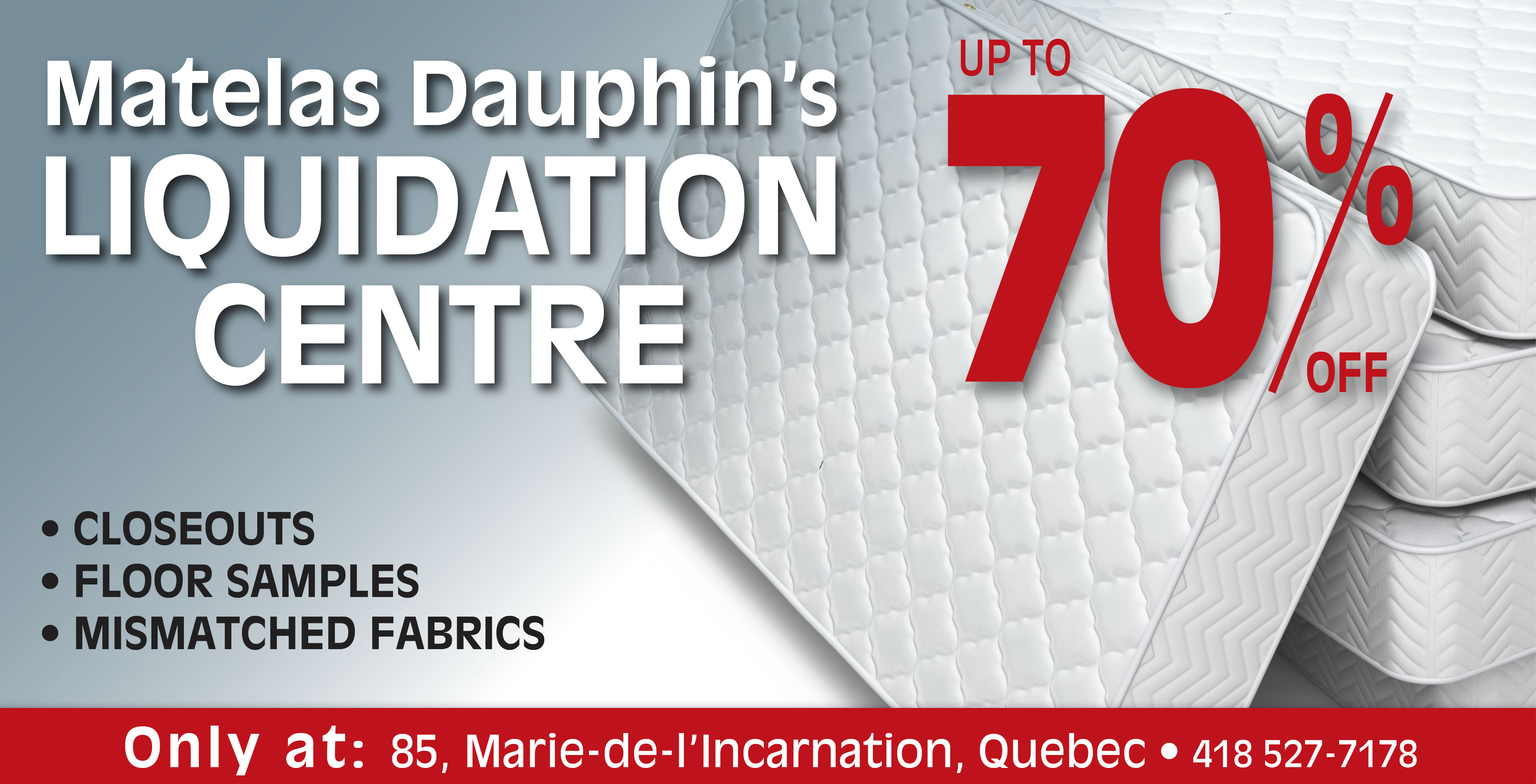 Matelas Dauphin The Manufacturers Strength