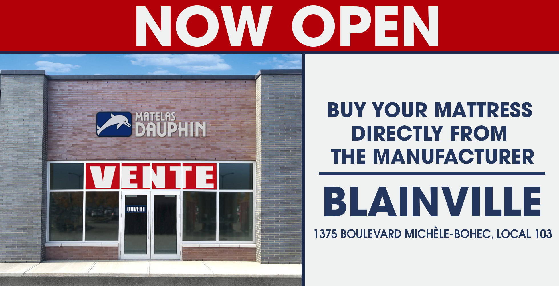 Opening Blainville